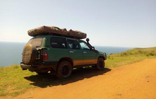 4×4 TXl Land Cruiser Tanzania
