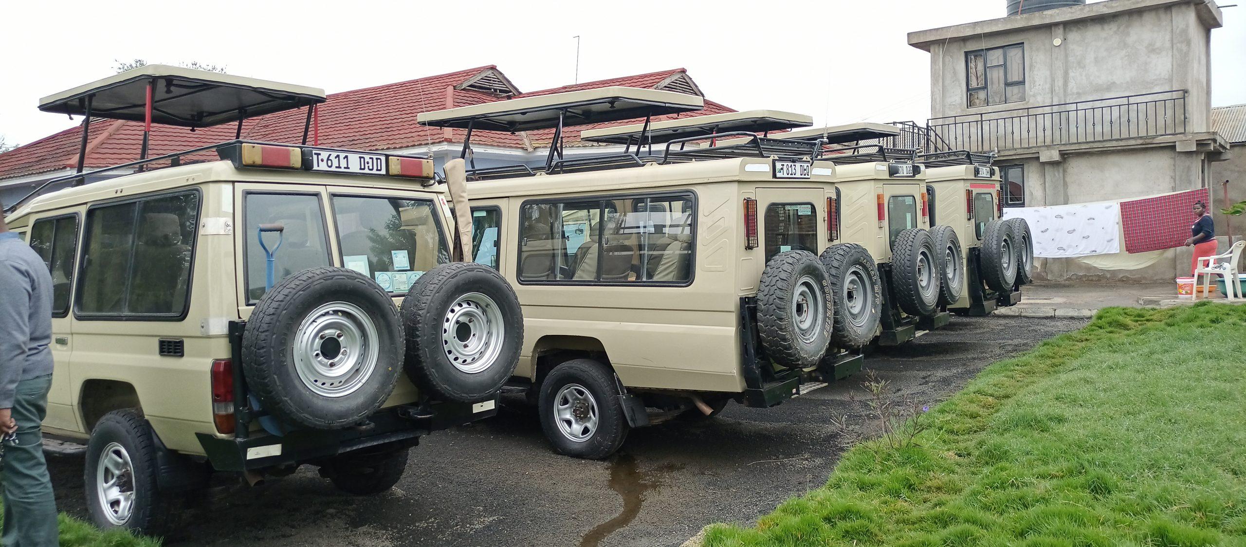 Self Drive Tanzania safari